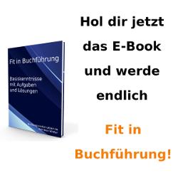 Fit in Buchführung - Basiskenntnisse