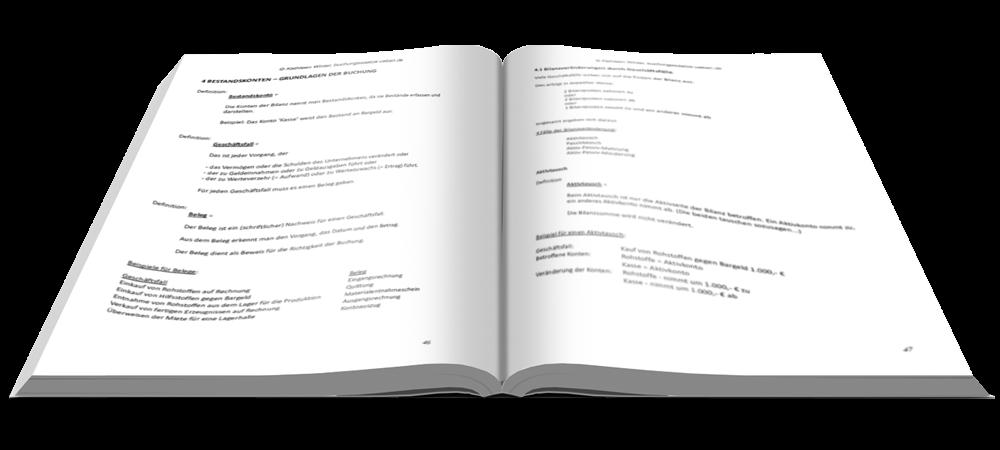 Bestandskonten - Fit in Buchführung - Basiskenntnisse mit Aufgaben und Lösungen - E-Book