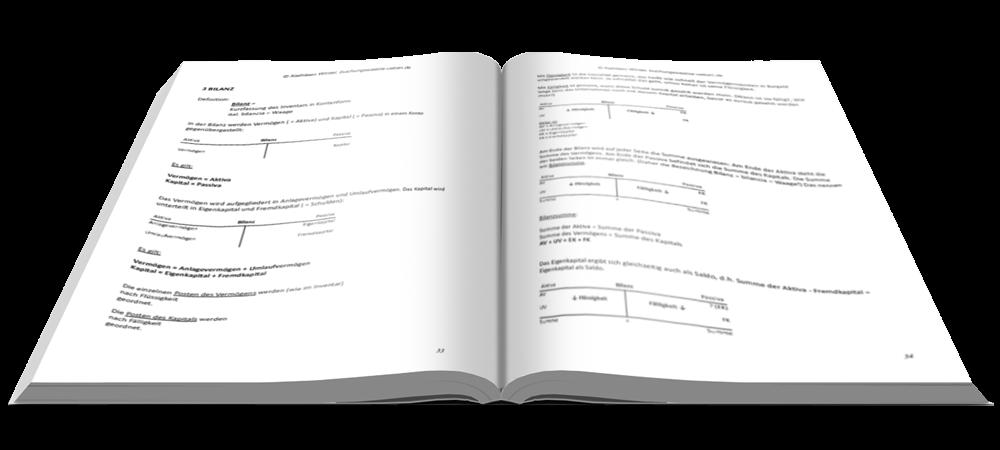 Bilanz - Fit in Buchführung - Basiskenntnisse mit Aufgaben und Lösungen - E-Book