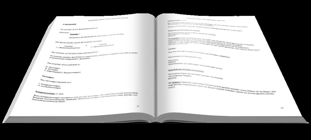 Inventar - Fit in Buchführung - Basiskenntnisse mit Aufgaben und Lösungen - E-Book