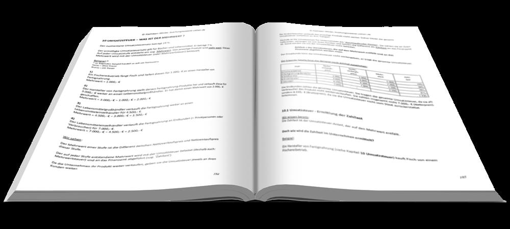 Umsatzsteuer - Fit in Buchführung - Basiskenntnisse mit Aufgaben und Lösungen - E-Book